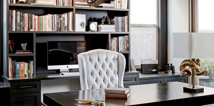 Home staging a home office that will impress buyers in Toronto
