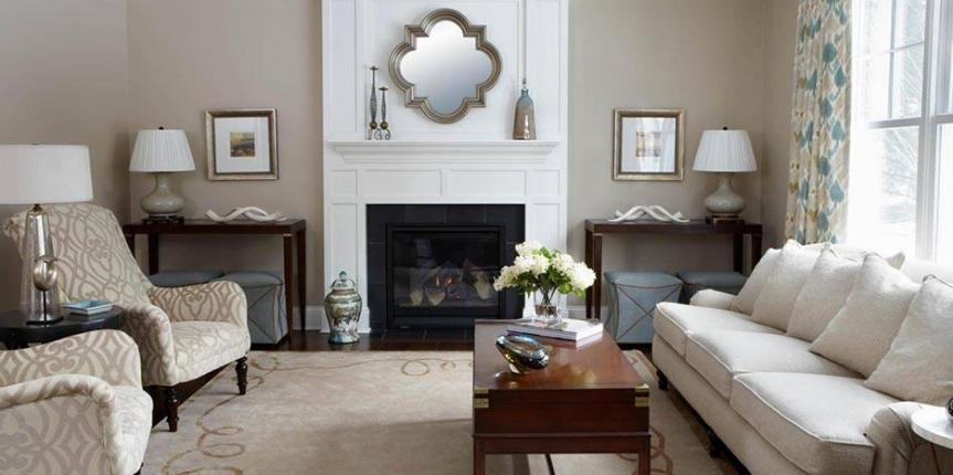 Stylish home staging in Toronto
