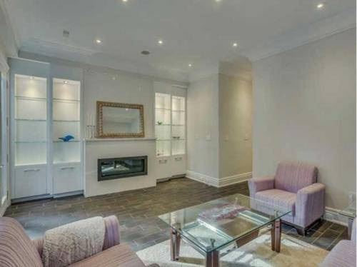 Basement  home staging